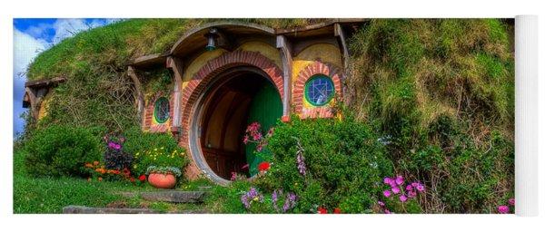 Bilbo Baggin's House 5 Yoga Mat