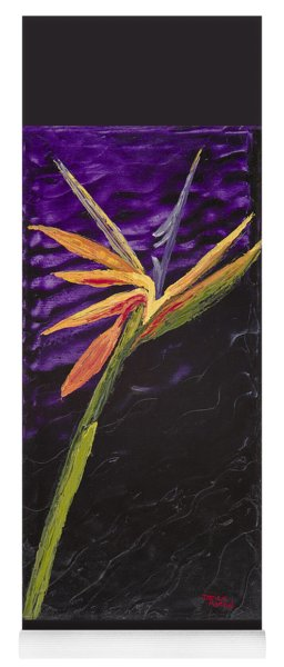 Bird Of Paradise Yoga Mat