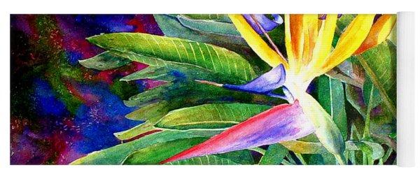 Bird Of Paradise Yoga Mat