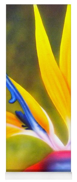 Bird Of Paradise Revisited Yoga Mat