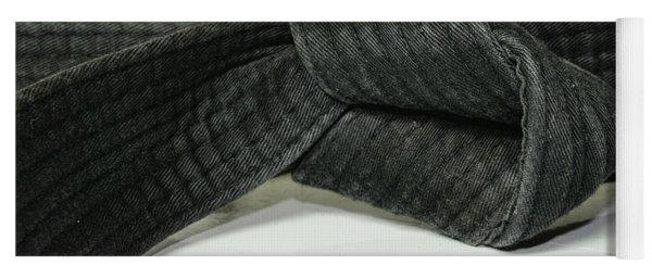 Black Belt Yoga Mat