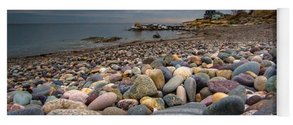 Black Rock Beach Yoga Mat