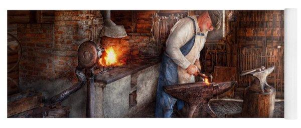 Blacksmith - The Smith Yoga Mat