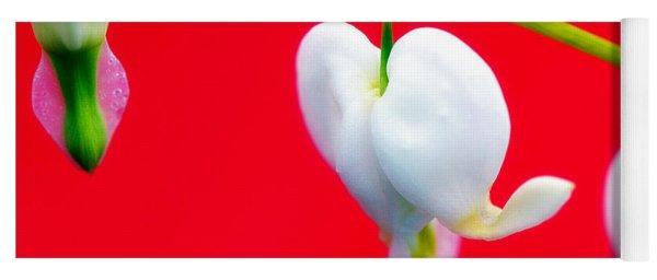 Bleeding Hearts Yoga Mat