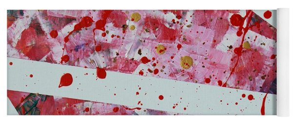 Blood On The Leaves Yoga Mat