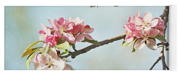 Blossom Branch Yoga Mat