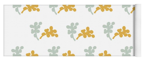 Blossom Di Yoga Mat