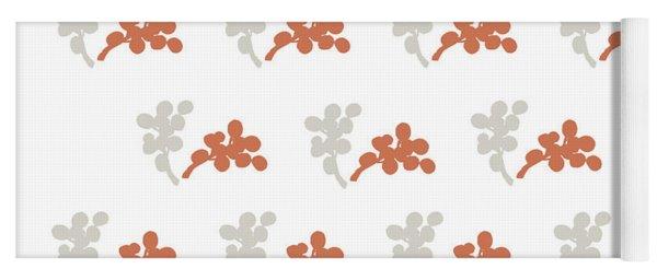 Blossom Diii Yoga Mat