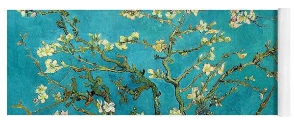 Blossoming Almond Tree Yoga Mat