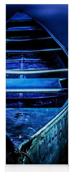 Blue Canoe Yoga Mat