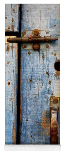 Blue Door Weathered To Perfection Yoga Mat