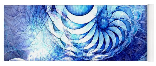 Blue Dream Yoga Mat