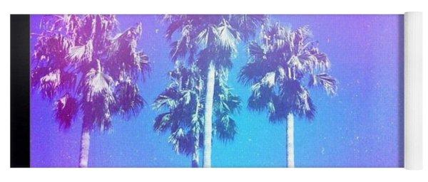 Blue Palms Yoga Mat