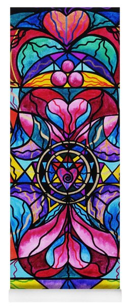 Blue Ray Healing Yoga Mat