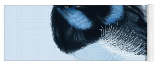 Blue Wren Beauty Yoga Mat