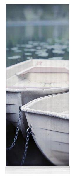 Boats Yoga Mat