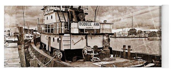 Bobbie Ann Yoga Mat