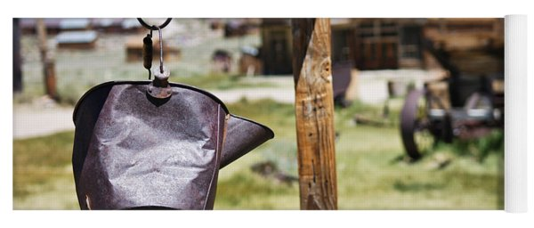 Bodie Ghost Town 2 - Old West Yoga Mat
