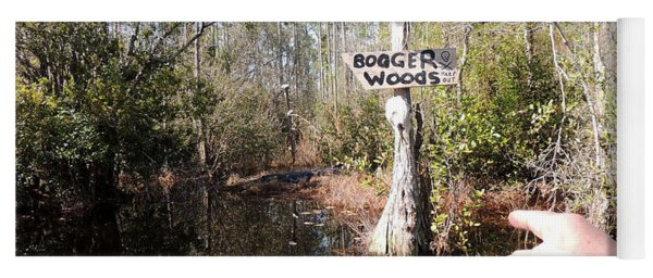 Bogger Woods Yoga Mat