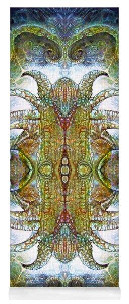 Bogomil Variation 14 - Otto Rapp And Michael Wolik Yoga Mat
