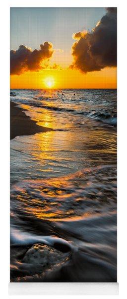 Boracay Sunset Yoga Mat