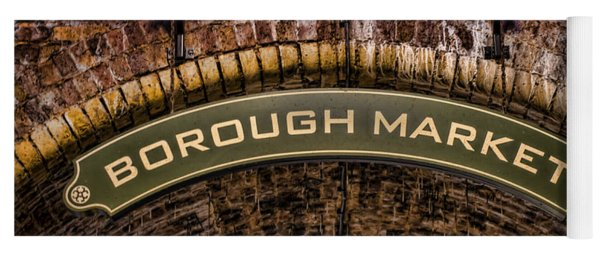 Borough Archway Yoga Mat