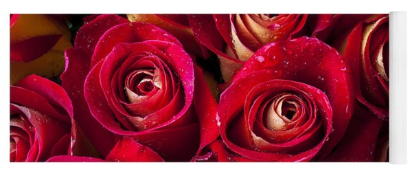 Boutique Roses Yoga Mat