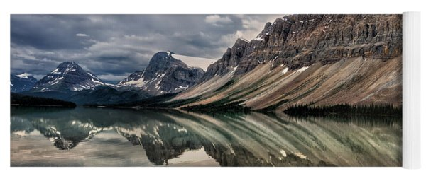 Bow Lake Yoga Mat