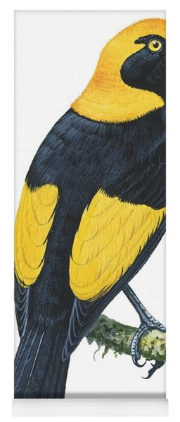Bowerbird  Yoga Mat