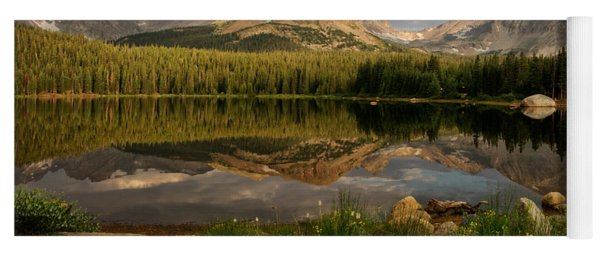 Brainard Lake Yoga Mat