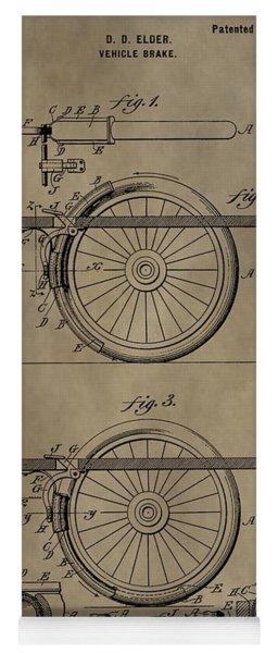 Brake Patent Yoga Mat