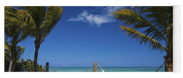 Breezy Island Life Yoga Mat