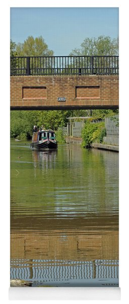 Bridge 238b Oxford Canal Yoga Mat