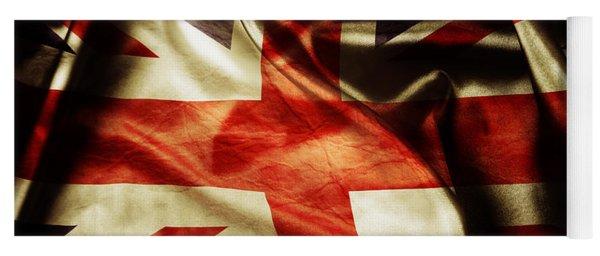 British Flag 1 Yoga Mat