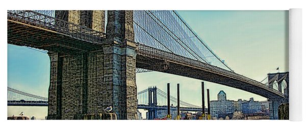 Brooklyn Bridge Yoga Mat