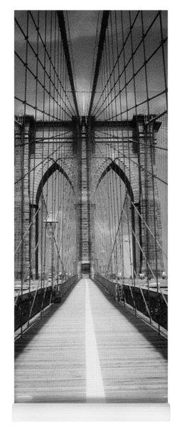 Brooklyn Bridge Infrared Yoga Mat