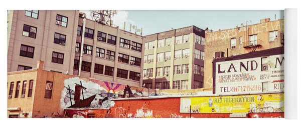 Brooklyn - New York City - Williamsburg Yoga Mat