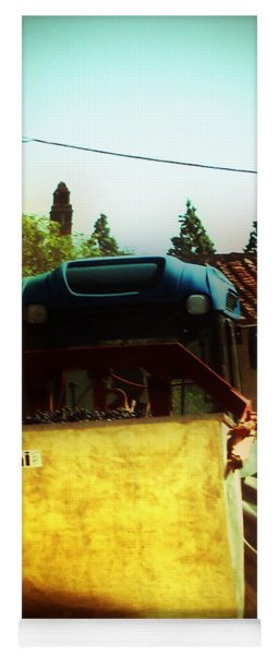 Brunello Taxi Yoga Mat