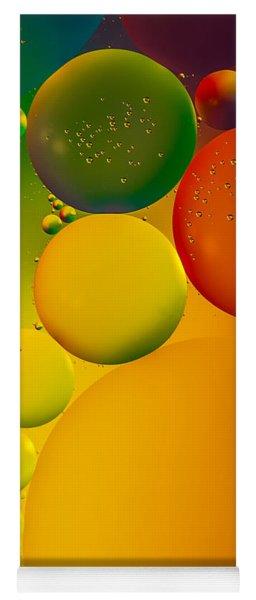 Bubbles Yoga Mat