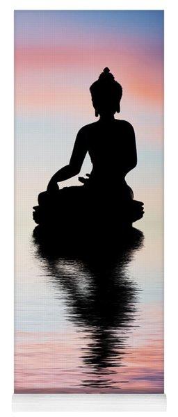 Buddha Reflection Yoga Mat