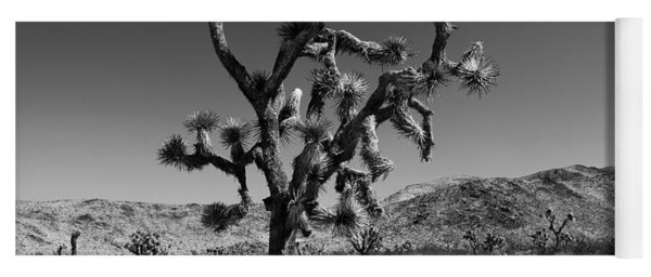 Bullet The Blue Sky - Joshua Tree N.p Yoga Mat
