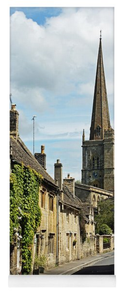 Burford Village Street Yoga Mat