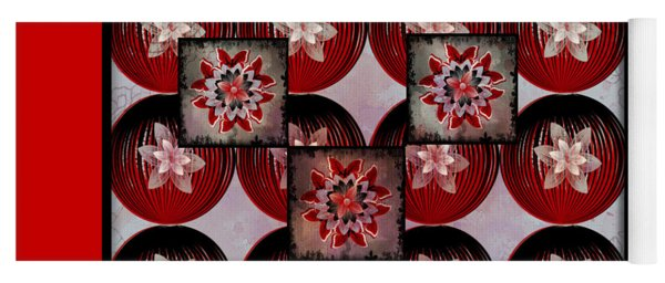 Butterfly Bloomer Yoga Mat