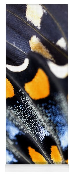 Butterfly Wings Yoga Mat