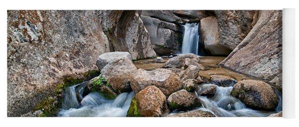 Buttermilks Waterfall Yoga Mat