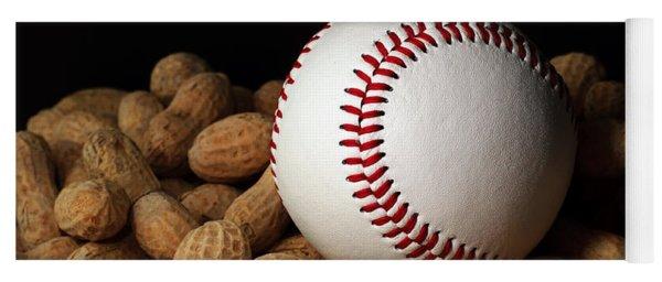 Buy Me Some Peanuts - Baseball - Nuts - Snack - Sport Yoga Mat