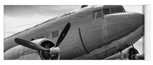 C-47 Skytrain Yoga Mat