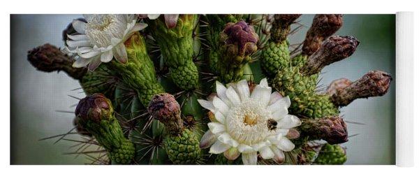 Cacti Bouquet  Yoga Mat