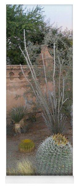 Cacti Garden 2 Yoga Mat