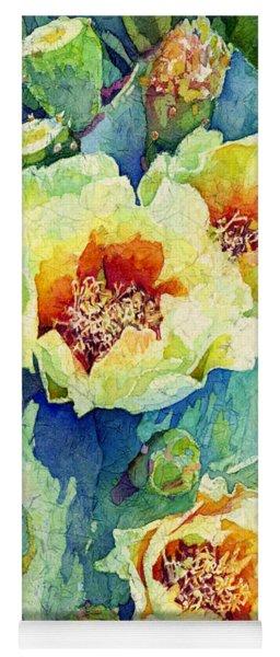 Cactus Splendor II Yoga Mat